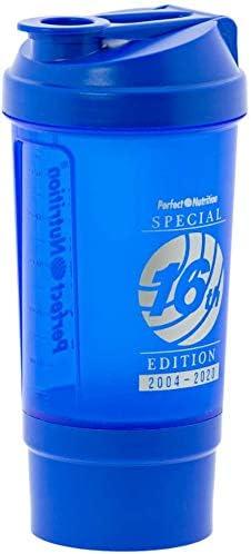 Rc Ocio Mezclador de Proteínas/Batidos Fitnet Vaso - Botella Shaker Coctelera 600ml, Bebidas de Fitness, Smoothies (Libre de BPA) con medidor en ml y ...