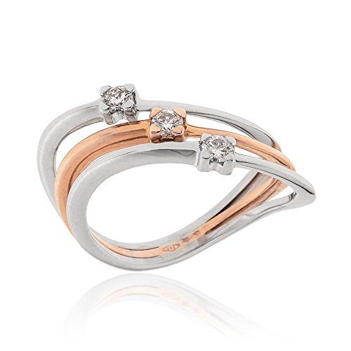 0.22 Ct Diamond Band - 2
