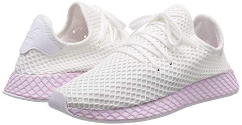 ftwbla 000 Deerupt Femme Gymnastique W ftwbla Blanc Adidas Chaussures De lilcla wSvHax
