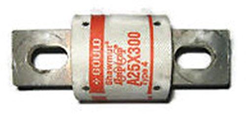 - Ferraz Shamwut/Mersen A25X300, 300Amp 250V Semiconductor Fuse