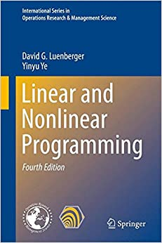 !!FULL!! Linear And Nonlinear Programming (International Series In Operations Research & Management Science). grote presumed Gallery Accueil RYDALL puedo