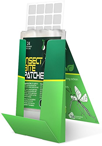 After Insect Bite Patches™ - Natural After Insect Bite Cosmetic Patches ● Reduce Appearance of Redness & Itching ● Protect Affected Area ● 100% Satisfaction Guarantee by ebnsol (Image #6)