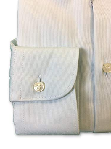 Ingram Cotton 5 15 Shirt Green Pale In blue Size PPO8rf