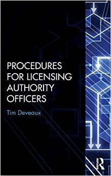 Book Procedures for Licensing Authority Officers