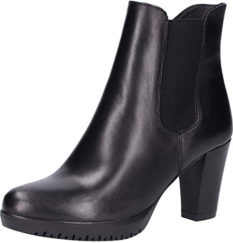 Tamaris 21 1 Womens Black Booties 25090 q4AqUwT