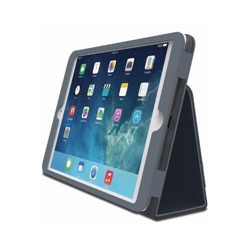 Kensington Slate (2TB5044 - Kensington Comercio K44423WW Carrying Case (Folio) for iPad Air - Slate Gray)