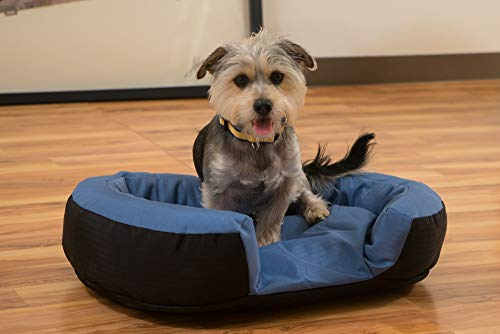 - K9 Ballistics Tough Small Dog Bed - Washable, Durable and Waterproof Dog Beds - Mini Dog Bed for Puppies and Small Dogs, 24