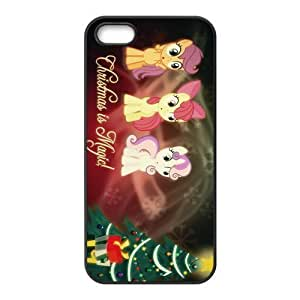 Christmas is Magic Hight Quality Plastic Case for Iphone 5s