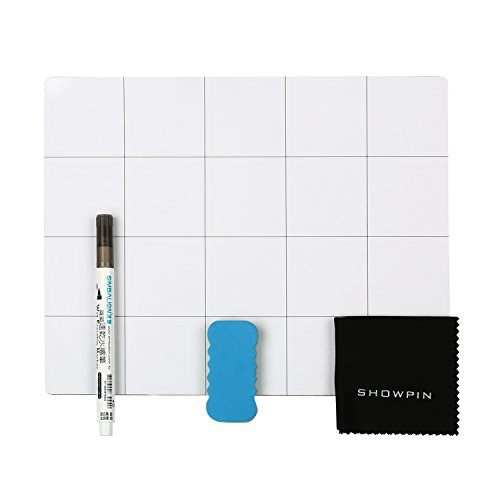 Showpin Magnetic Project Mat Prevent Small Electronics Losing Rewritable Work Surface Mat