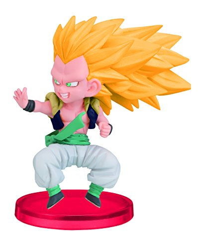 Banpresto 2 8 Inch Gotenks Collectible Collection