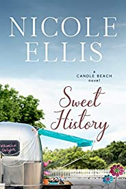 Sweet History: A Candle Beach Sweet Romance (Book 5) (Candle Beach series)