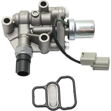 Genuin VTEC Solenoid Spool Valve Replacement 15810PLRA01 For Honda 01-05 Civic