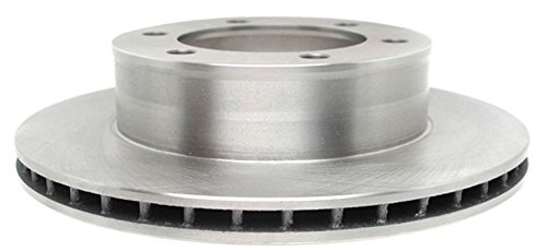 ACDelco 18A735A Advantage Non-Coated Front Disc Brake Rotor