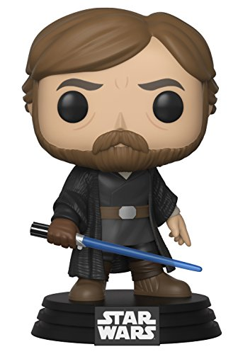 Funko POP! Star Wars: The Last Jedi - Luke Skywalker (Final Battle)