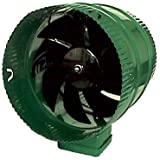 NEW! HYDROFARM ACFB8 Active Air 8 Hydroponics Inline Duct Booster Fan - 471 CFM