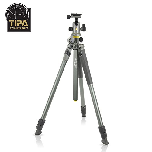 Vanguard Alta Pro 2+ 263AB 100 Aluminum Tripod with Alta BH-100 Ball Head and Multi-Angle Center Column by Vanguard