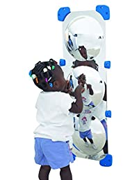 Children's Factory CF332-526 Classroom Bubble Border Mirror BOBEBE Online Baby Store From New York to Miami and Los Angeles
