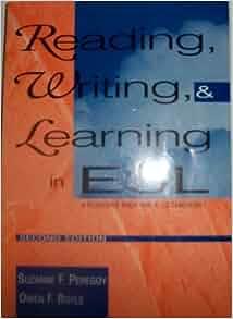 ESL 5033: Second Language Reading & Writing (Christiansen)
