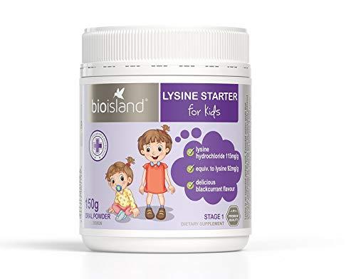 Bio island Lysine Starter for Kids 150g ORAL POWDER by Bio
