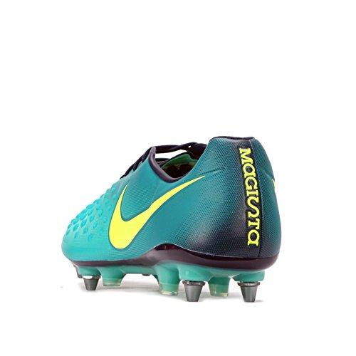 Nike Magista Opus II SG-Pro, Scarpe da Calcio Uomo rio teal obsidian jade 376
