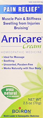 Boiron Arnicare Arnica Cream Homeopathic Medicine, 6 Count ()