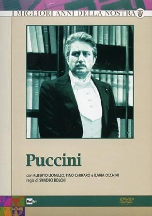 Risultati immagini per Puccini sceneggiato