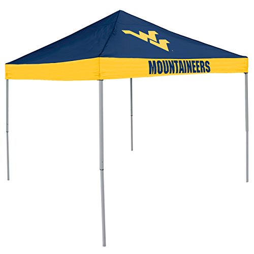 (NCAA West Virginia Mountaineers Economy Tailgate Tent)