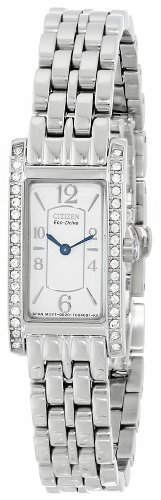 Palidoro Citizen Watch - Citizen Women's EG2020-52A Eco-Drive Palidoro Swarovski Crystal Accented Watch