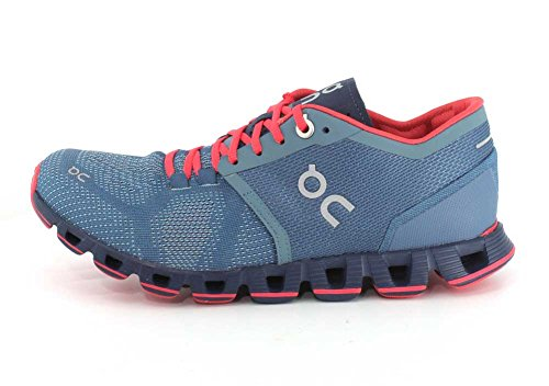 Womens X Cloud Running Coral On Shoe Lake OqFpx
