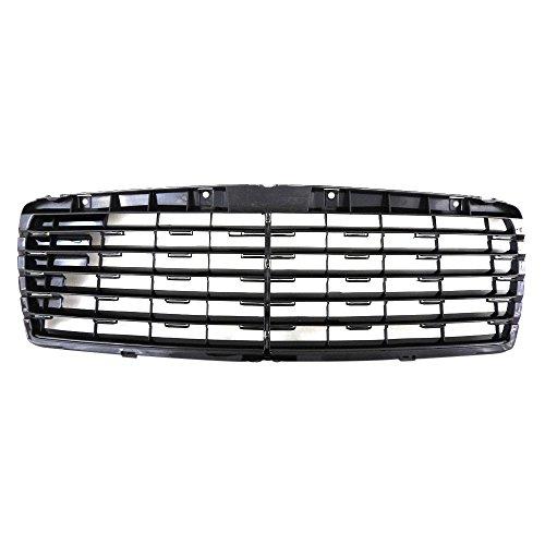 99 mercedes benz e320 grille - 5