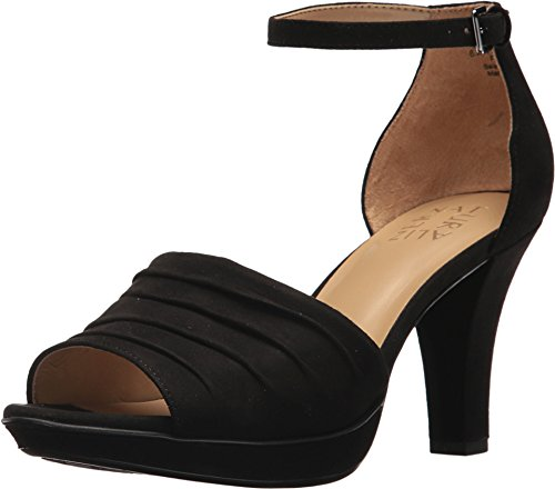 Donna Black 9 W US (Fancy Heel)