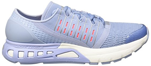 Silver Chambray Europa Blue Speedform Women's Brilliance Armour Metallic Under Shoes Running vRqHCwvZ