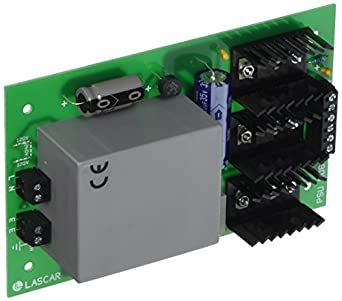 Lascar PSU 206 Linear Power Supply, Variable and Fixed