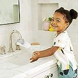Munchkin Faucet Extender 2 Piece Set, Grey