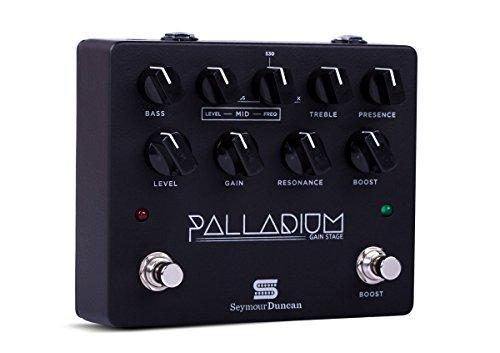 SD Palladium Gain Stage