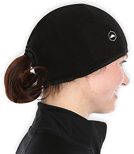 Womens Ponytail Headband Warmers Performance product image