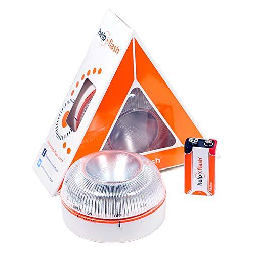 Help Flash yr-42wr-piom solarlamp lichtketting voor autonome noodgevallen, wit