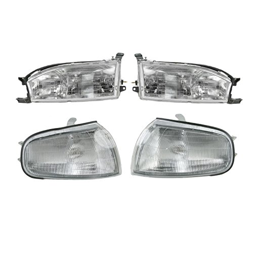 94 camry headlight assembly - 7
