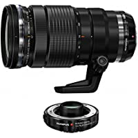 Olympus M.Zuiko ED 40-150mm f/2.8 Pro Lens with MC-4 1.4x Teleconverter