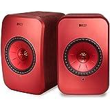 LSX Wireless Music System (Red, Pair)