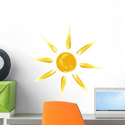 sunshine wall decal - 9