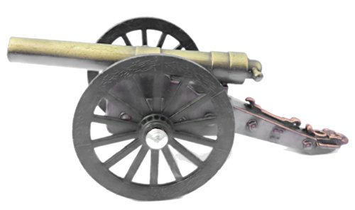 [Large Metal Cannon - Also Pencil Sharpener] (Women Musketeer Costumes)