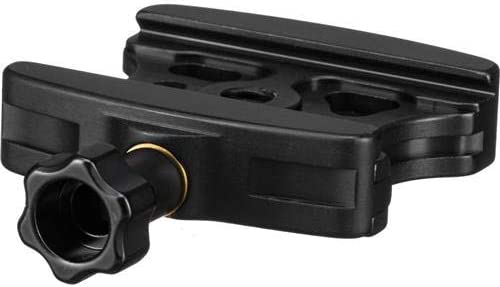 Compatible with Arca-Swiss type Mounting Plates Acratech Quick Release Clamp