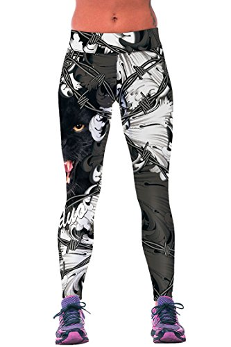 COCOLEGGINGS Digital Stretch Leggings Designs