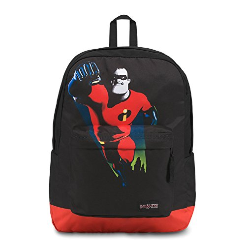 JanSport Incredibles High Stakes Backpack - Incredibles Saving The Day