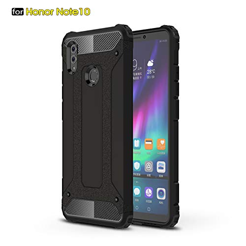 MYLB Huawei Honor Note 10 Case,Hybrid Rugged Dual Layer Armo