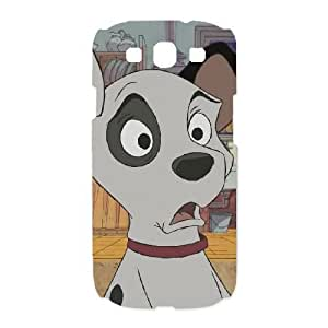 Samsung Galaxy S3 I9300 Cell Phone Case White 101 Dalmations II Patch's London Adventure NF8899172