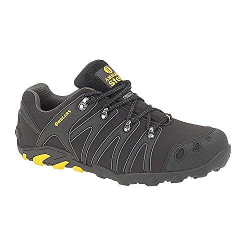 Black AU Unisex Steel Trainer Soft Amblers FS23 Black in Shell 5 vwP4qU0WU