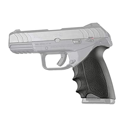 Hogue 17700 HandAll Beavertail Grip Sleeve, Ruger Security 9, Black