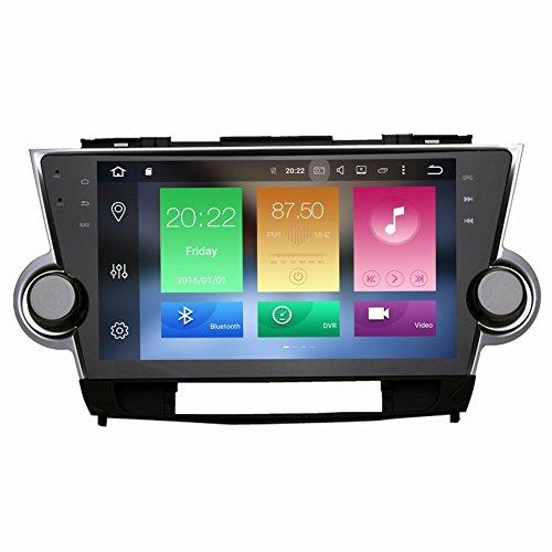 SYGAV Octa Core 2G+32G Android 6.0 Car Stereo 10.2